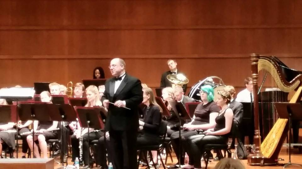 Grinnell College Symphonic Band